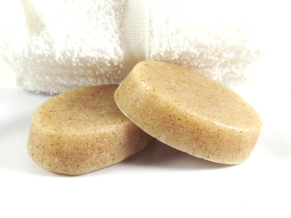 Natural Exfoliating Body Scrub Soap