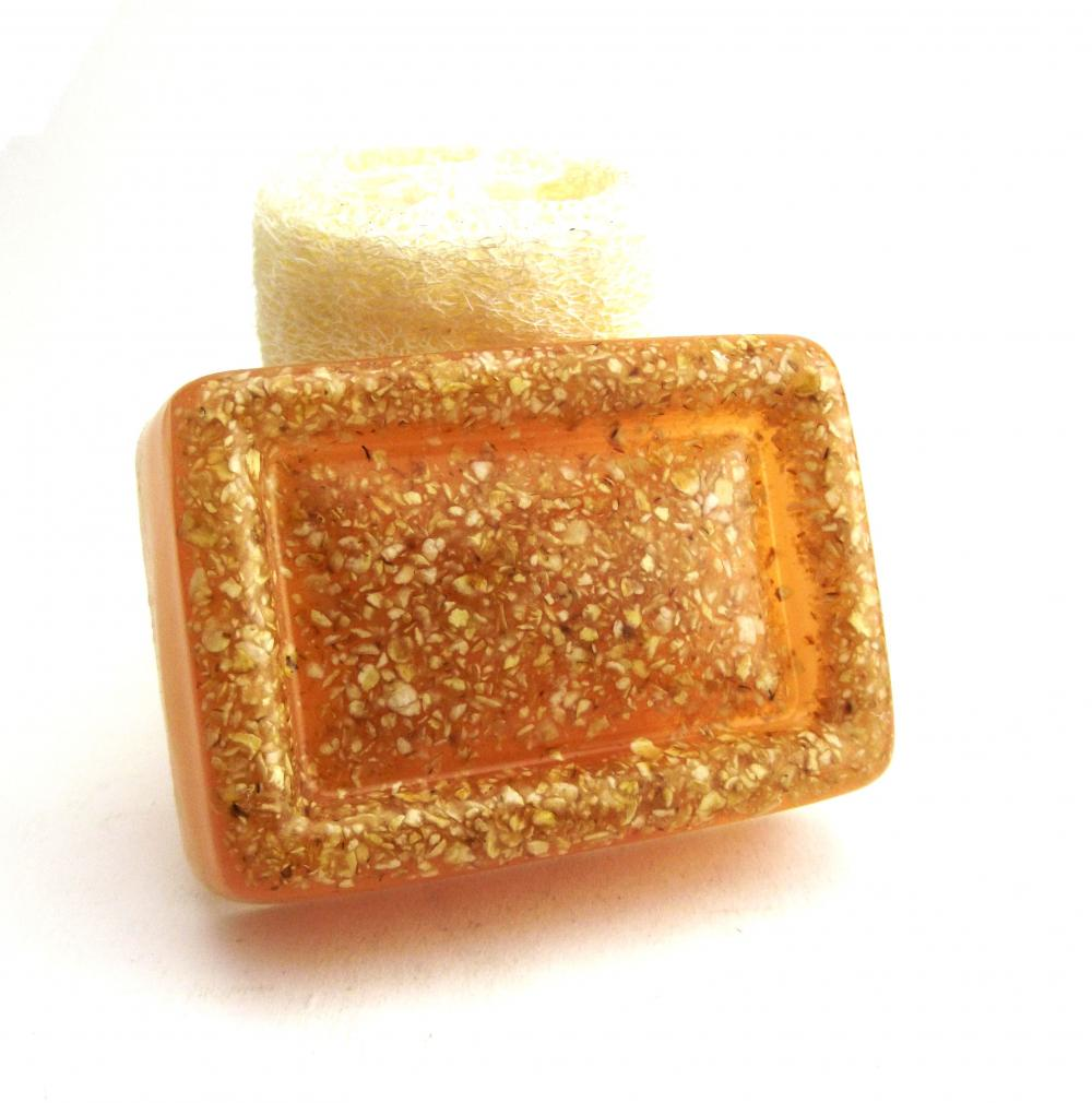 Oatmeal and Honey Soap Bar 4 Oz