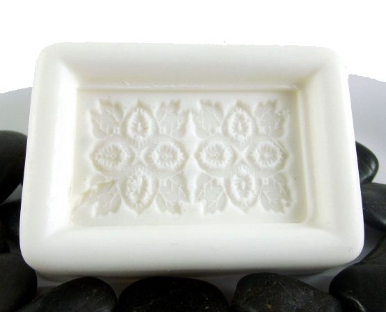 Jasmine Soap Bar - All Natural - White - 4oz